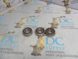 PEER 6204NSL SINGLE ROW ROLLER BEARING LOT OF 3