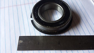 6006 2RS NR C3 BALL BEARING 30mmx55mmx13mm with snap ring & seals 6006 2rs