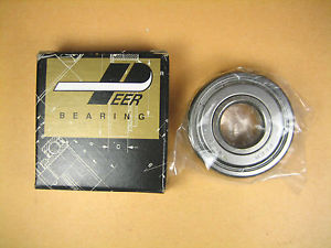 Peer Bearing  6304-ZZ-C3  20mm ID x 52mm OD x 15 Shielded