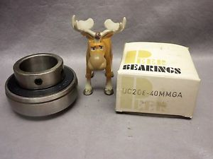 Peer UC208-40MMGA Pillow Block Bearing Insert 40mm Bore