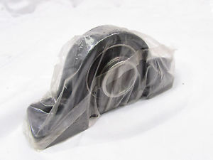 "PEER BEARING HCLP205-16 1"" PILLOW BLOCK CAST IRON LOCKING COLLAR 2 BOLT **NIB**"