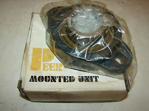 PEER FHSFX206-30MM 2-BOLT BEARING FLANGE ****NIB****