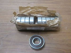 "LOT OF 10 PEER BEARINGS 1-1/2"" OD 11/16"" ID 1/2"" THICK 6203 6203RLAD"