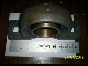 "PEER 217 3-7/16"" PILLOW BLOCK BEARING 2-BOLT PEER P217"