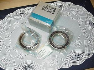 Barden 110HX Precision Bearings 110HX4DBM Set of Two G-6 158590  IN BOX!