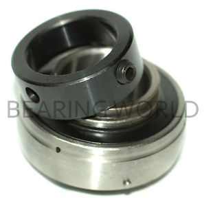6 pieces HC206-30MM, HC206, NA206 30mm Eccentric Locking Collar Insert Bearing
