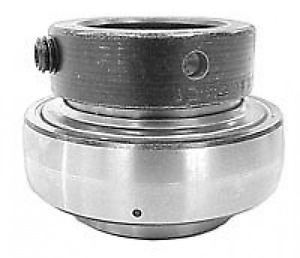 New Wide Greaseable Insert Spherical Bearing with Eccentric Lock Collar 2 3/16""