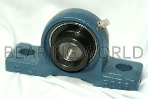 "HCP212-38  High Quality 2-3/8"" Eccentric Locking Pillow Block Bearing"