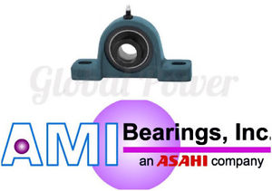 "UGPEU311-35 2-3/16"" HEAVY ECCENTRIC COLL EXPANSION PILLOW BLOCK AMI Bearing"