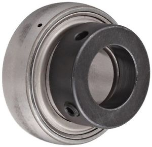 SKF YET 205-100 CW Ball Bearing Insert, Double Sealed, Eccentric Collar,