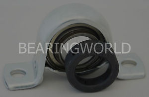 SAPP206-30MM High Quality 30mm Eccentric Pressed Steel Pillow Block Bearing