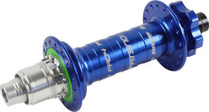 Hope Fatsno Pro 4 Rear Hub 32H 197mm x 12mm Blue, XD
