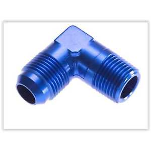 Red Horse Products 822-06-02-1 AN To NPT Adapter -06 90 DEGREE MALE ADAPTER TO –