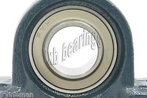 "FYH Bearing NAPK207-22 1 3/8"" Pillow Block with eccentric locking collar 11156"