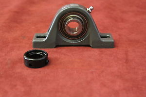 "Browning VPE-112  3/4"" ID Pillow Block Ball Bearing, 2 Bolt, Eccentric Lock New"