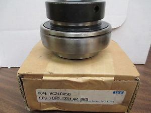 PTI/NBR ECCENTRIC LOCK COLLAR BEARING HC210X50MM HC210