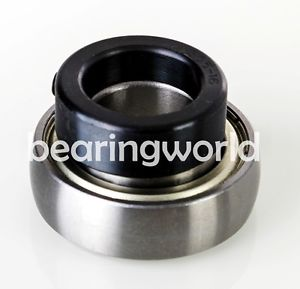 "SA201-08 Prelube 1/2"" Eccentric Locking Collar Spherical OD Insert Bearing"