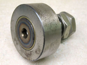 INA,  TRACK ROLLER, STUD TYPE,  PWKR 72-2 RS,  72 MM DIA.,  ECCENTRIC