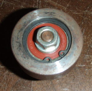 NOS Delta Cover Eccentric Bearing on shaft p/n 1348449 for 43-450 Tilting Shaper