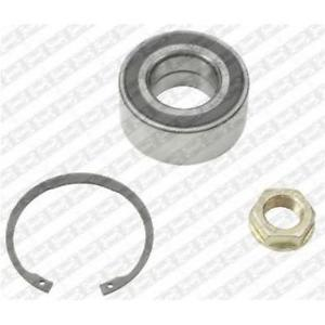 SNR Wheel Bearing Kit CITROËN BERLINGO (B9)1.6 VTi 120 MPV 2009-  88Kw 120Hp 159
