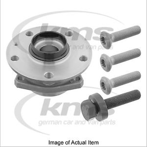 WHEEL HUB INC BEARING VW Golf Hatchback TDI 140 MK 6 (2009-) 2.0L – 138 BHP Top