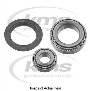 WHEEL BEARING KIT VW Vento Saloon VR6 (1992-1998) 2.8L – 174 BHP Top German Qual