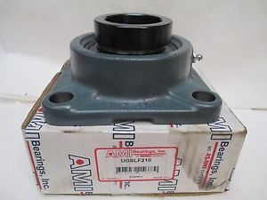 AMI ECCENTRIC LOCKING COLLAR 4-BOLT FLANGE BEARING UGSLF210 UG210