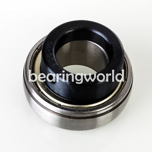 SA201-08G  Greaseable Eccentric Locking Collar Spherical OD Insert Bearing