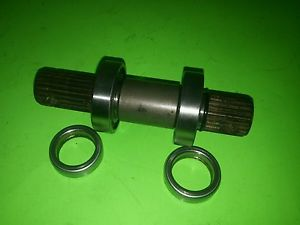 Polaris Scrambler Sportsman Xplorer 4×4 Front Eccentric Shaft with Bearings