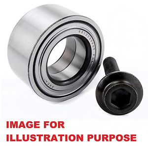 SNR R166.00 Transmission Front Rear Wheel Bearing Hub Assembly Replacement