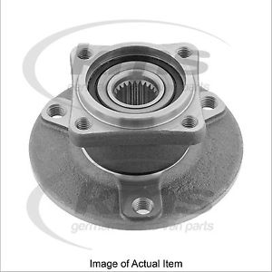 WHEEL HUB INC BEARING Smart Fortwo Coupe Brabus (2004-2007) 0.7L – 74 BHP Top Ge
