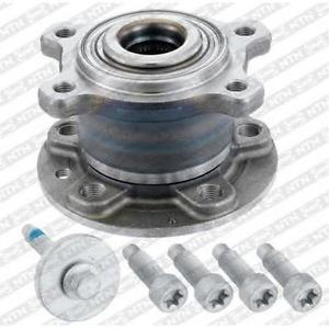 SNR Wheel Bearing Kit VOLVO XC60T6 AWD Estate 2008-  210Kw 286Hp 2953cc