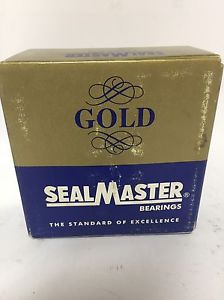 "SEALMASTER GOLD SF-16 FLANGE MOUNTED BEARING 1"" BORE"