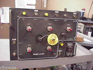 SINCLAIR 5-CHANNEL TRANSMITTER COMBINER 800MHZ-MODEL-RTC5800RHP1