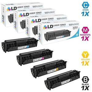 LD Products LD © Compatible Replacements for HP305A Set of 4 Laser Toner