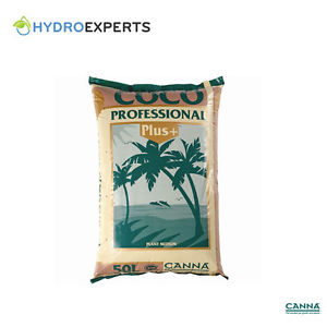 [75 Bags] x Canna Coco Professional Plus+ – 50L Bag | RHP Certified | PICK UP ON