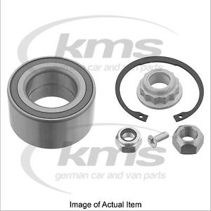 WHEEL BEARING KIT VW Vento Saloon VR6 (1992-1998) 2.8L – 174 BHP FEBI Top German