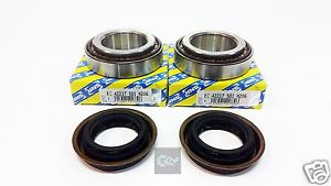 M32 Gearbox Differential Repair Kit Bearings and Seals Genuine SNR