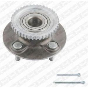 SNR Wheel Bearing Kit NISSAN MICRA II (K11)1.0 i 16V Hatchback 1992-2000 40Kw 54