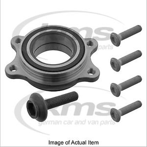 WHEEL BEARING KIT Audi S5 Coupe quattro 8T (2007-) 4.2L – 349 BHP Top German Qua