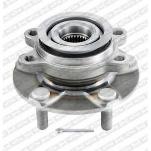 SNR Wheel Bearing Kit NISSAN JUKE (F15)1.6 Hatchback 2010-  86Kw 117Hp 1598cc