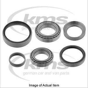 WHEEL BEARING KIT Mercedes Benz 400 Series Coupe 420SEC C126 4.2L – 218 BHP FEBI