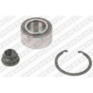 SNR Wheel Bearing Kit CITROËN C1 (PM_, PN_)1.0 Hatchback 2005-  50Kw 68Hp 998cc