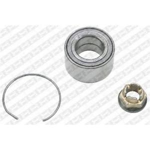 SNR Wheel Bearing Kit DACIA SOLENZA1.4 Hatchback 2003-  55Kw 75Hp 1390cc