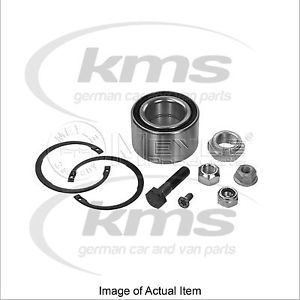 WHEEL BEARING KIT VW POLO (86C, 80) 1.3 55BHP Top German Quality