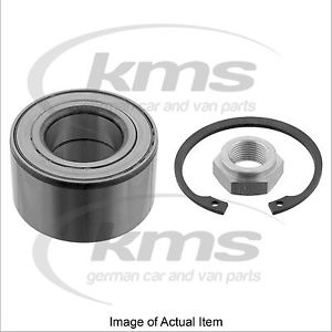 WHEEL BEARING KIT Skoda Felicia Hatchback  (1995-2001) 1.6L – 75 BHP Top German