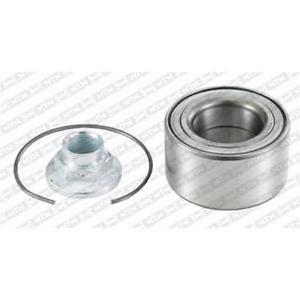 SNR Wheel Bearing Kit HYUNDAI i10 (PA)1.1 Hatchback 2008-  49Kw 67Hp 1086cc