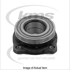 WHEEL BEARING BMW 5 Series Saloon 535i F10 3.0L – 302 BHP Top German Quality