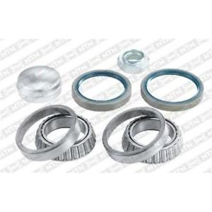 SNR Wheel Bearing Kit ALFA ROMEO AR 6 Box (280)1.9 D Box 1985-1989 51Kw 69Hp 192