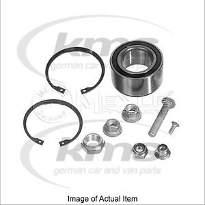WHEEL BEARING KIT VW GOLF MK3 Estate (1H5) 2.0 Syncro 115BHP Top German Quality